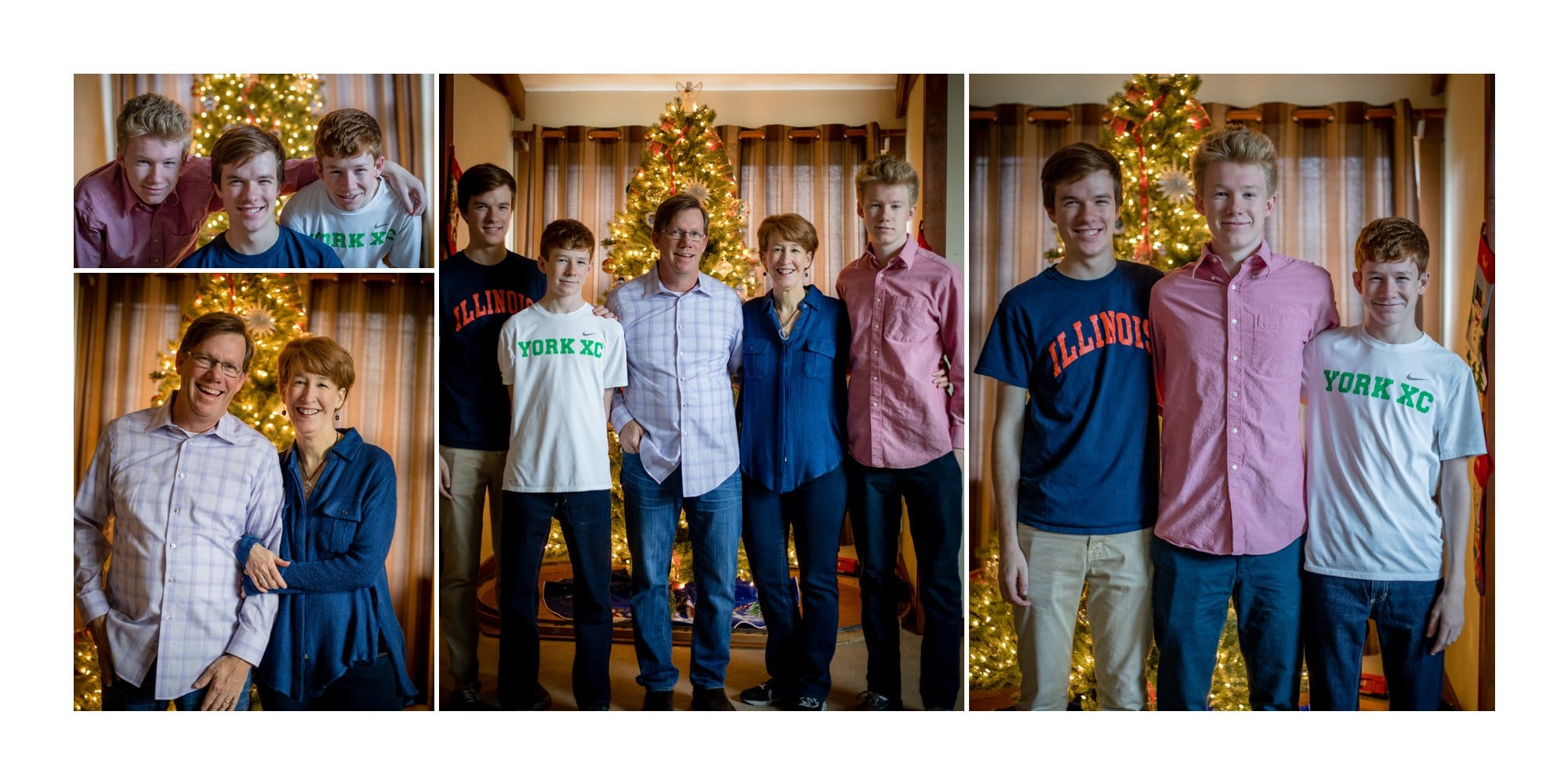 Manning Family Xmas Pictures