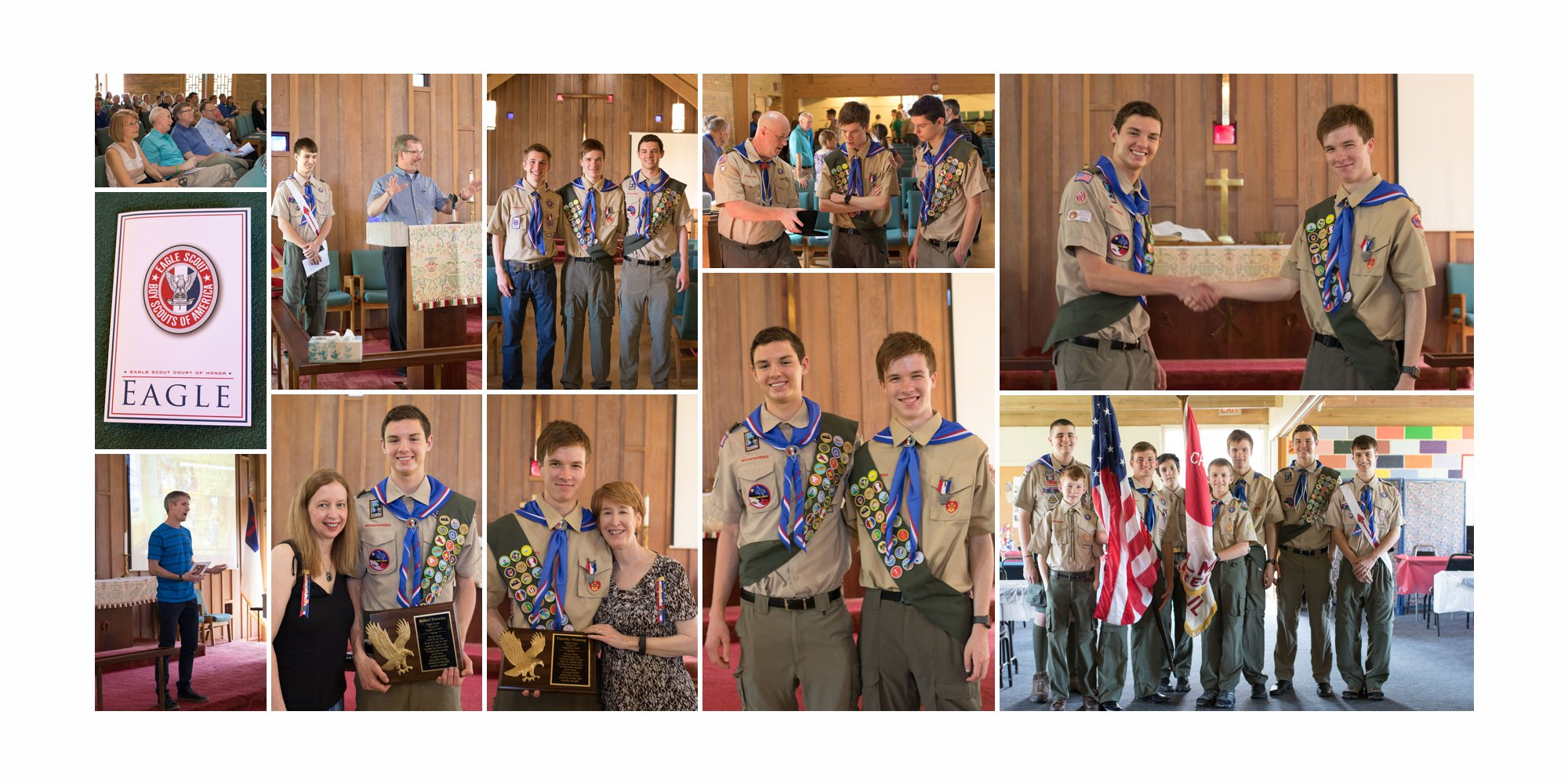 Event Eagle Scout