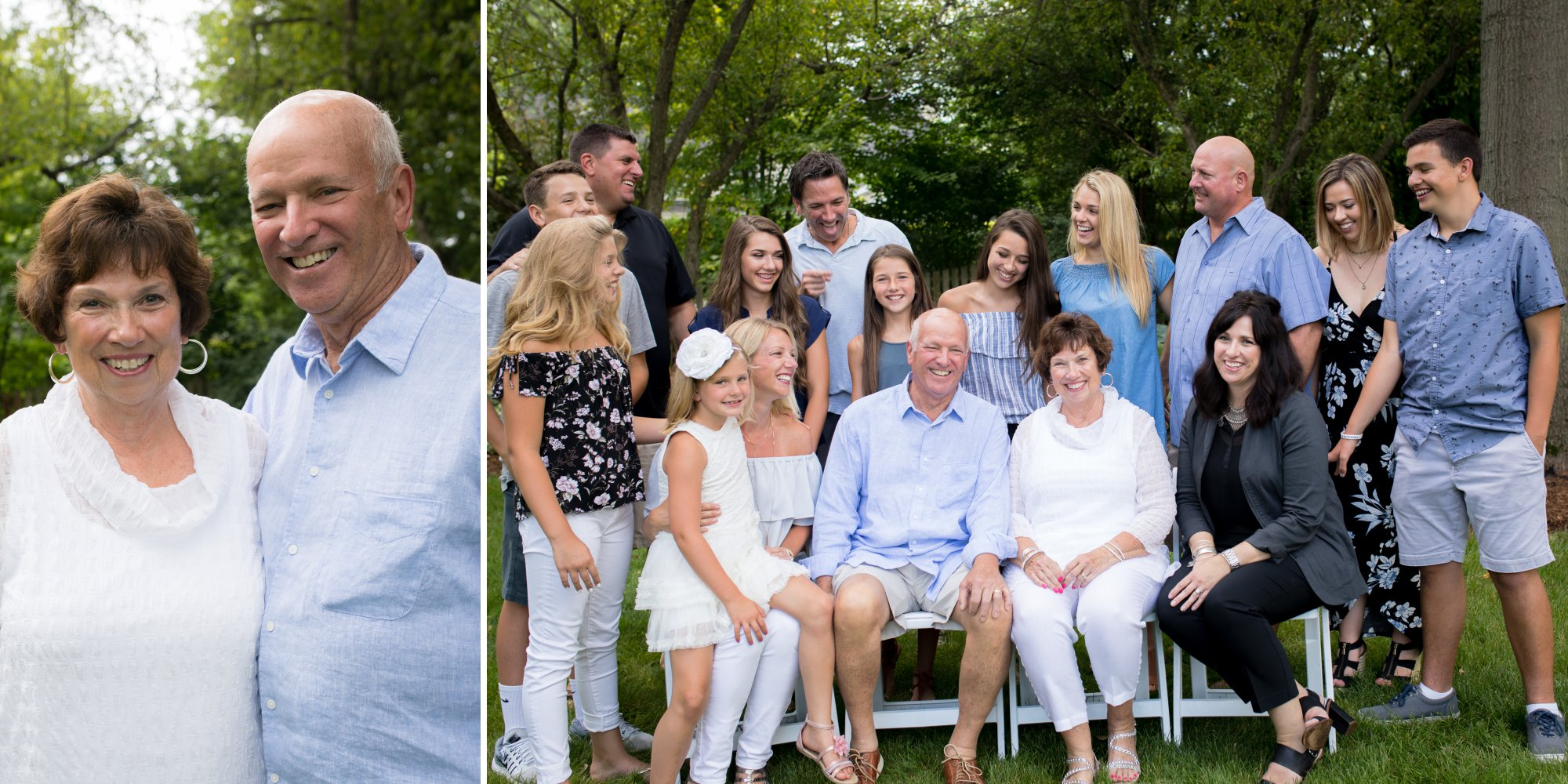 Grant Extended Family Pictures R