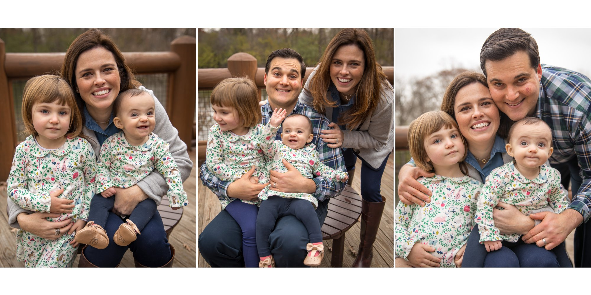Goldsher Family Pictures 2018
